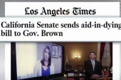 Right to Die bill comes to California