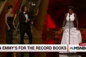 An Emmys for the record books