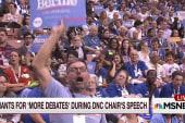 Calls for more Democratic debates rise