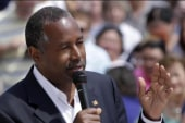 Carson and Trump fallout with Muslim voters