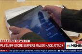 Apple's app store suffers major hack