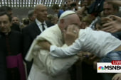Congress headed for showdown on pope-touching