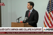 Scott Walker drops out of 2016 race