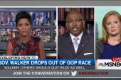 Gov. Walker drops out of GOP race