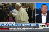 Anticipation around pope's visit