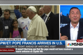 U.S. welcomes Pope Francis
