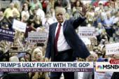 Sam Stein: Trump acting entitled, illogical