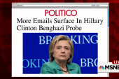 Barnicle: Hillary being devoured by emails