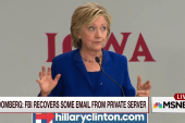 Joe: Hillary layers untruth on top of untruth