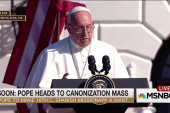 Shriver: people 'feel proud' to be Catholic