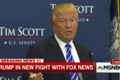 Donald Trump's new fight with Fox News
