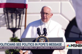 The politics of Pope Francis's visit