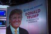 Trump calls conservative editor a 'dope'