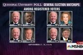 Good News For Joe Biden In New Poll