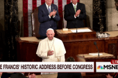 Francis' message of reconciliation resonates