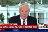 Matthews to Boehner: Do immigration before...