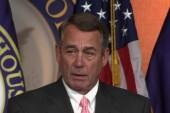 Boehner: 'It's been an honor to serve'