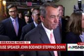 The Boehner bombshell