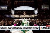 Millions expected for pope in Philadelphia