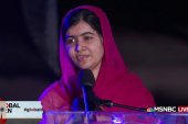 Malala: Every child deserves an education