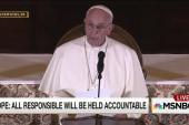 Pope addresses sexual abuse within church