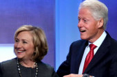Clintons ramp up defense on emails