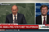 Fmr US ambassador responds to Putin's address