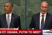 Obama, Putin scheduled to meet