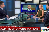 Donald Trump unveils tax plan
