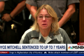 Joyce Mitchell sentenced to 7 years