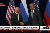 Putin 'disses' Obama, no Syria breakthrough