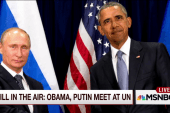 WH: Obama, Putin meeting not tense or heated