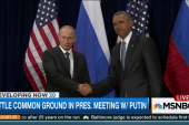 Obama meets with Russian, Cuban leaders