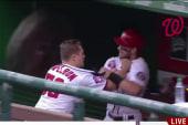 Andrea, Luke talk Nats brawl