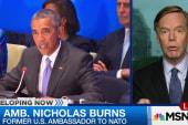 Pres. Obama, Putin discuss Ukraine conflict