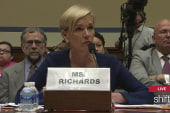 Richards: 'Women are fully consenting'