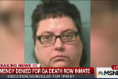 Clemency denied for Georgia death row inmate
