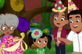 Showing children diversity in 'Nina's World'