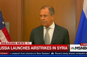 Lavrov: 'Don't listen to the Pentagon'