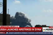 Russia Launches Airstrikes in Syria