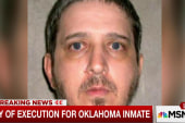 Stay of execution for Oklahoma inmate