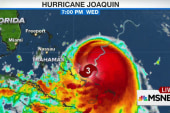 Hurricane Joaquin strengthens overnight