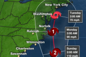 Hurricane Joaquin peaks in the next 36 hours