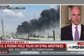New round of Russian airstrikes in Syria