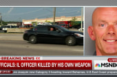 Officials: Ill. officer killed by his own...