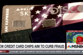 New credit cards aim to curb fraud