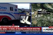 13 killed, more than 20 injured: Oregon AG