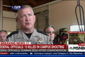 Sheriff: Male shooter is deceased