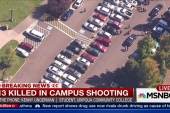 For vet, second campus shooting in Roseburg