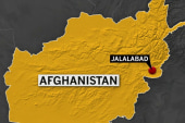 C-130 plane crashes in Afghanistan